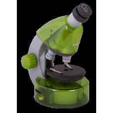 Микроскоп Levenhuk LabZZ M101 Lime (Лайм)